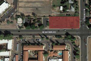 1106 N Center St, Mesa AZ 85201 Commercial Land
