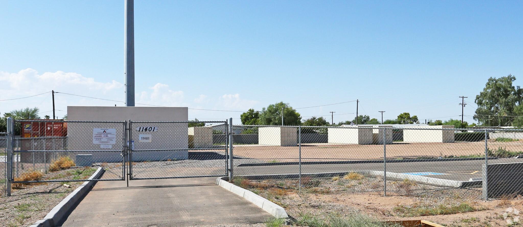 11401 E Apache Trl, Apache Junction AZ 85120 Industrial Building