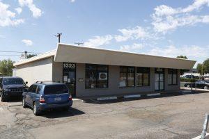 1323-1325 W University Dr, Tempe AZ 85281 Retail Building