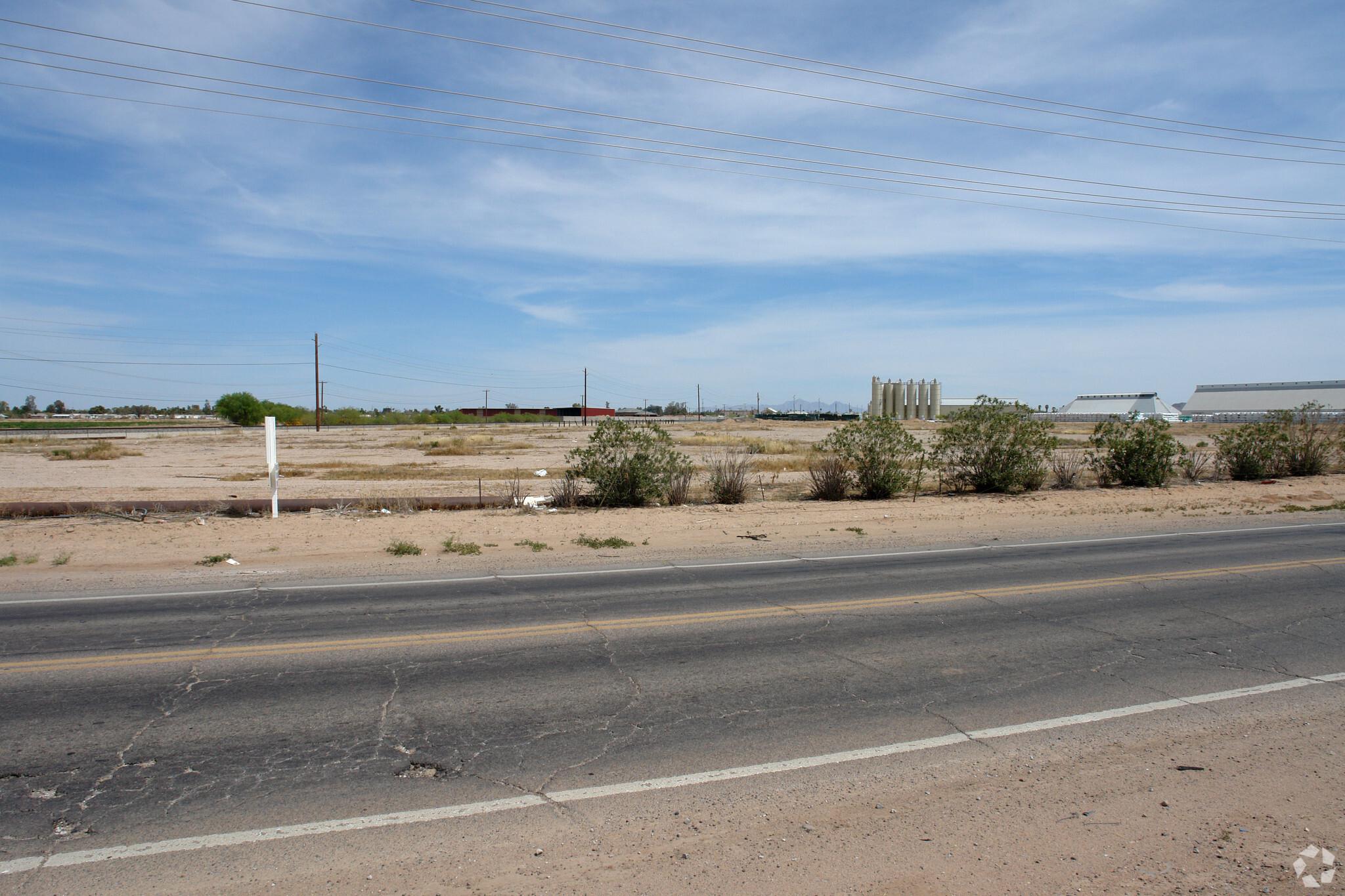 1398 N Thornton Rd, Casa Grande AZ 85122 Industrial Land