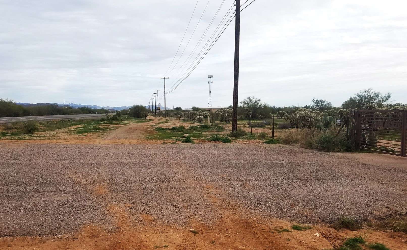 15567-15569 E US Highway 60, Gold Canyon AZ 85118 Commercial Land