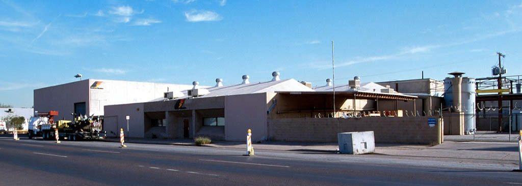 1825 E Jefferson St, Phoenix AZ 85034 Industrial Building
