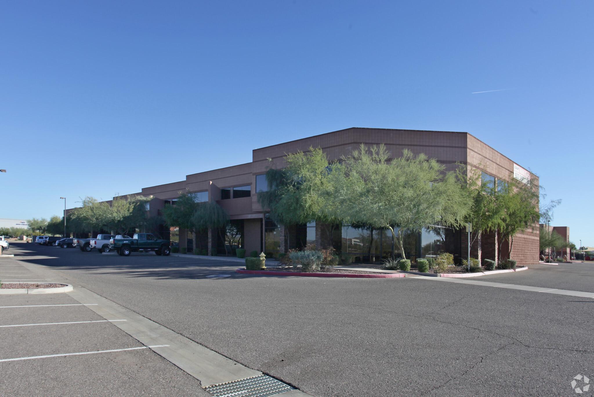 2340 W Parkside Ln - Unit H114, Phoenix AZ 85027 Industrial Condo