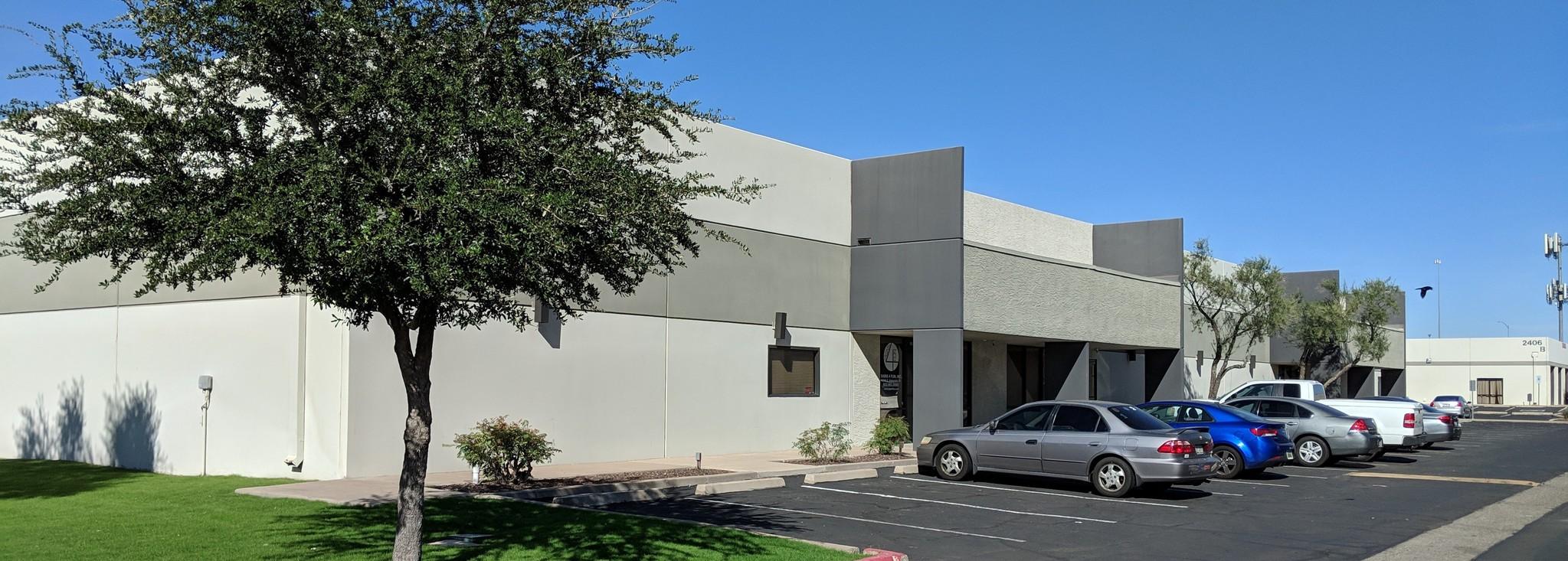 2346 E University Dr, Phoenix AZ 85034 Industrial Condo