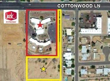 241 W Cottonwood Ln, Casa Grande AZ 85122 Commercial Land