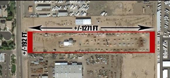 25015 S McQueen Rd, Chandler AZ 85249 Industrial Land