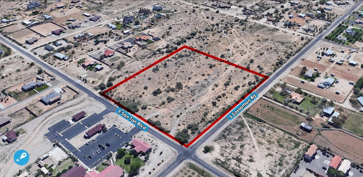 26065 S Sossaman Rd, Queen Creek AZ 85142 Commercial Land