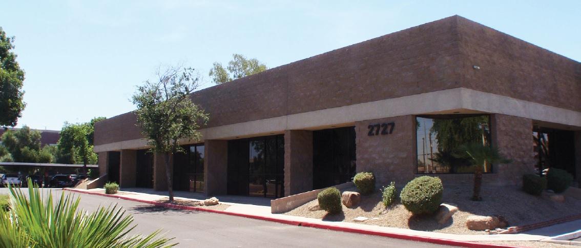 2727 W Baseline Rd, Tempe AZ 85283 Flex/Office Condo
