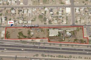 313 W Apache St, Phoenix AZ 85003 Industrial Land