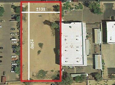 315 E Comstock Dr, Chandler AZ 85225 Commercial Land