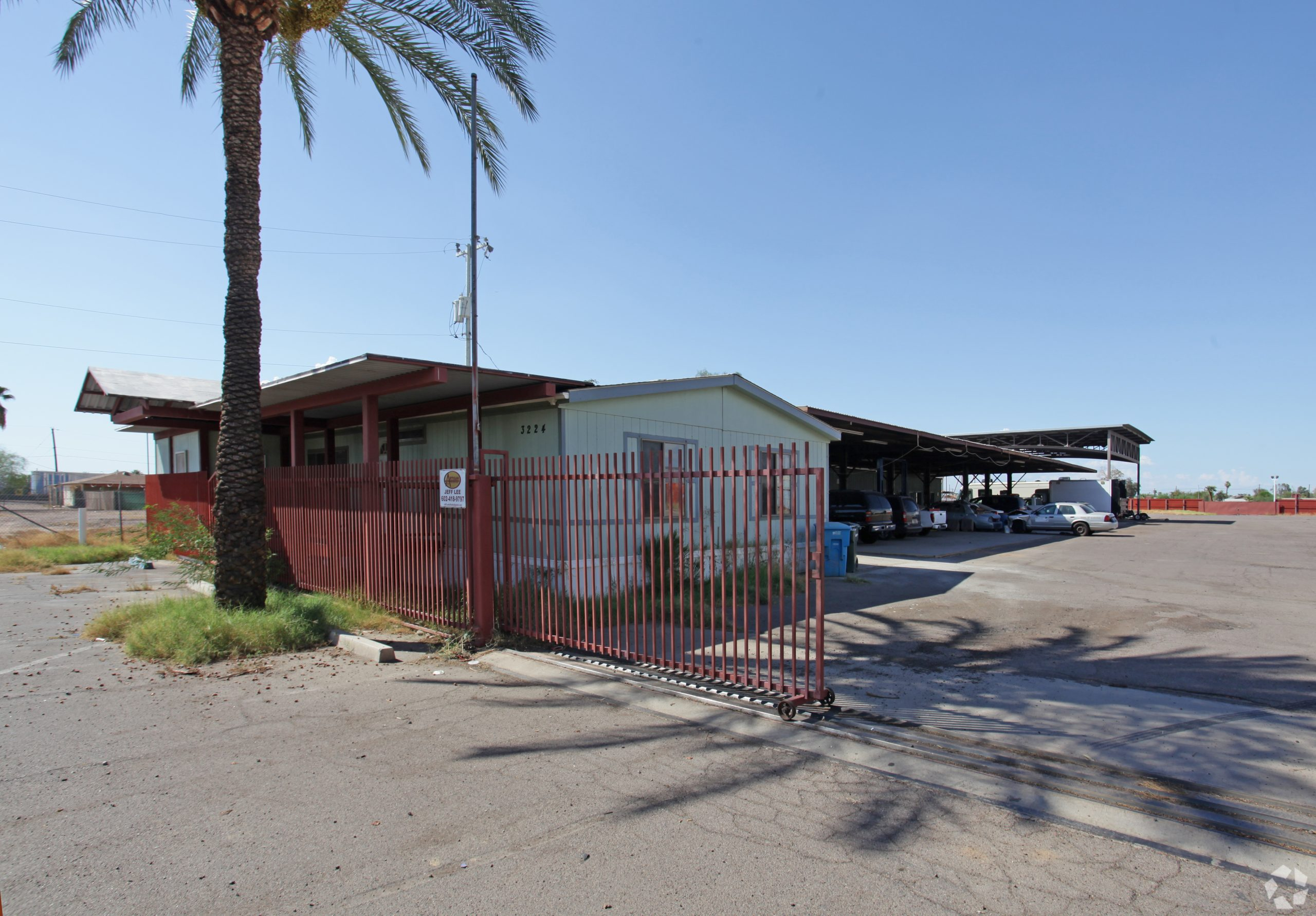 3224 W Lincoln St, Phoenix AZ 85009 Industrial Space