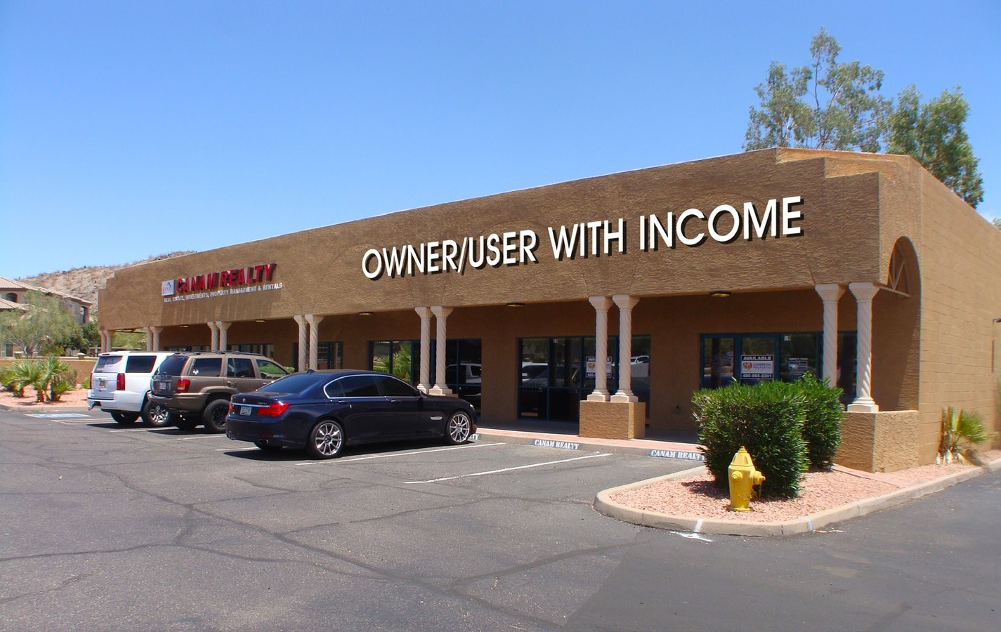 3233 E Chandler Blvd, Phoenix AZ 85048 Retail Building