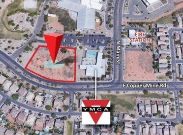 3554 E Copper Mine Rd, San Tan Valley AZ 85143 Commercial Land
