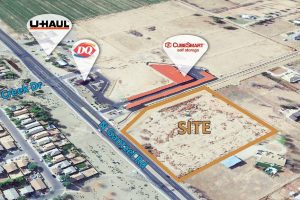 37996 N Gantzel Rd, San Tan Valley AZ 85140 Commercial Land