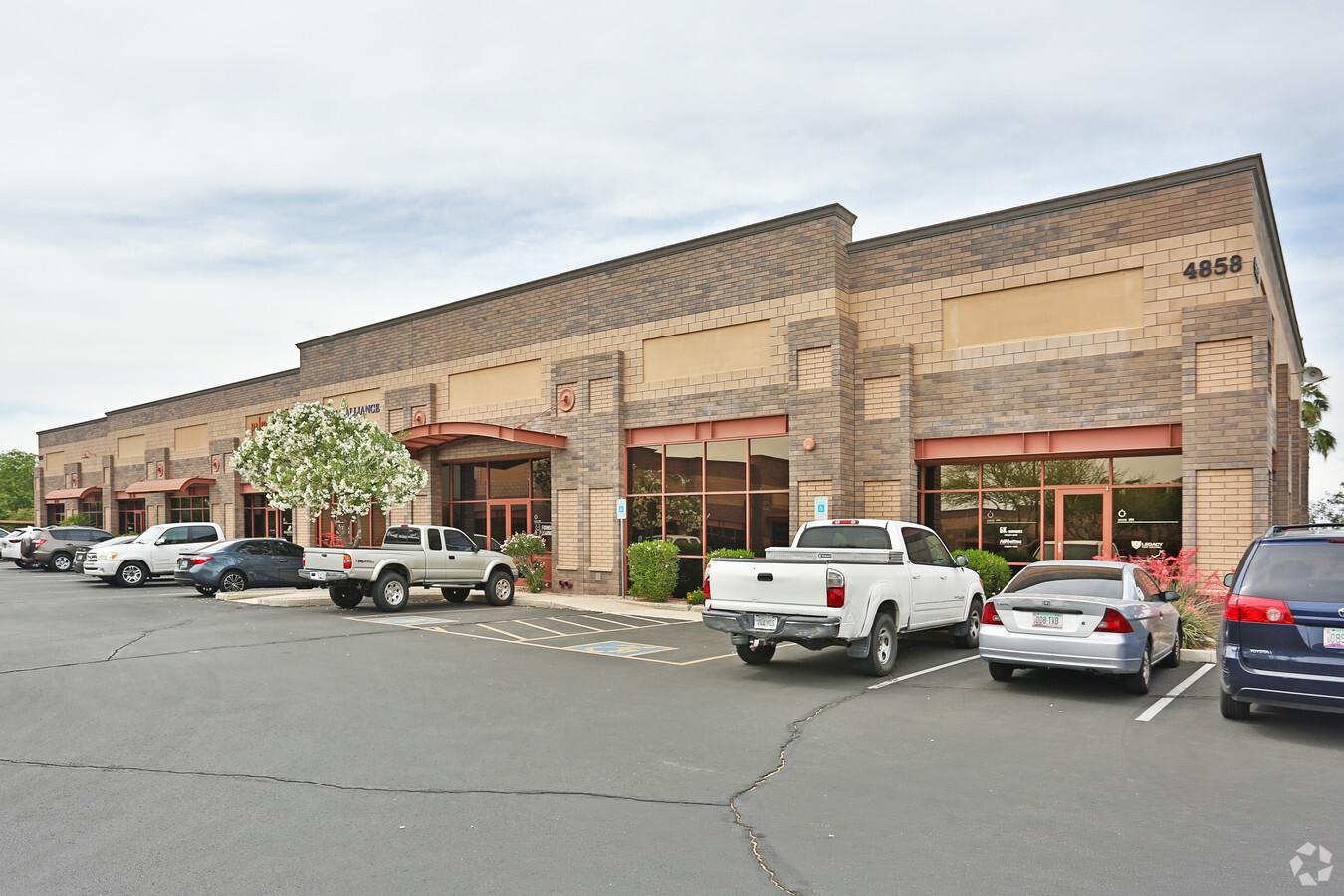 4858 E Baseline Rd, Mesa AZ 85206 Office Space