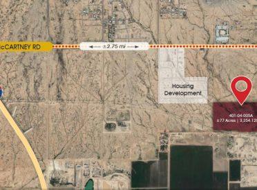 5300 N Overfield Rd, Casa Grande AZ 85194 Land