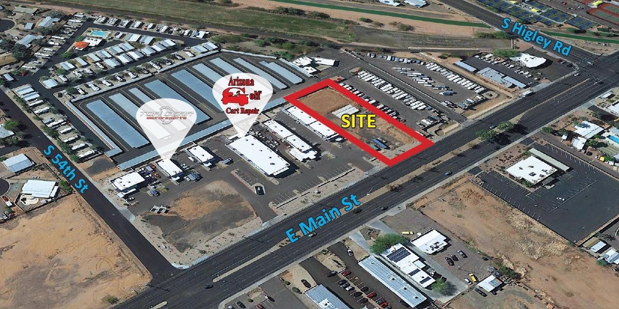 5305 E Main St, Mesa AZ 85205 Commercial Land