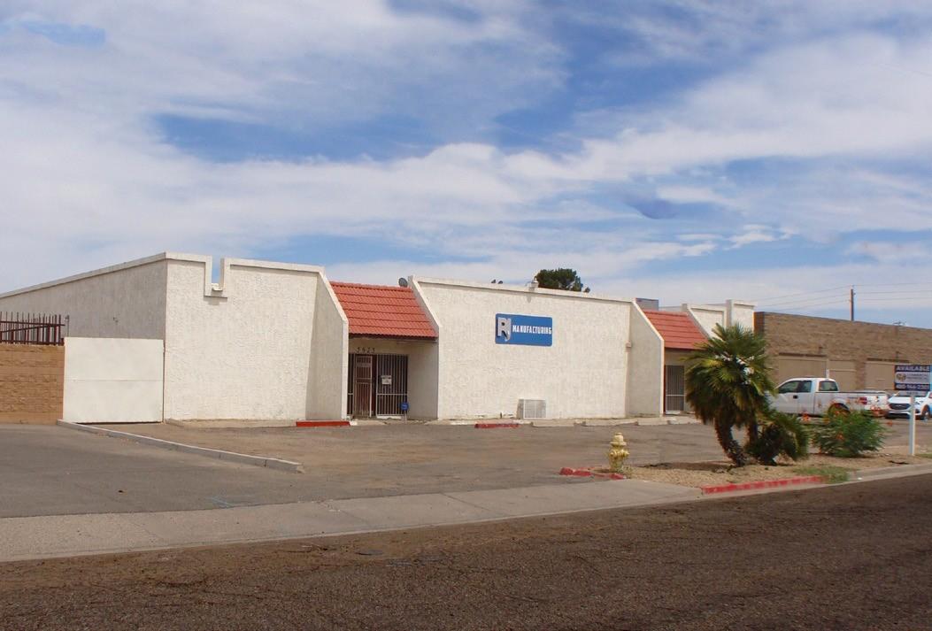 5625 N 53rd Ave, Glendale AZ 85301 Industrial Building