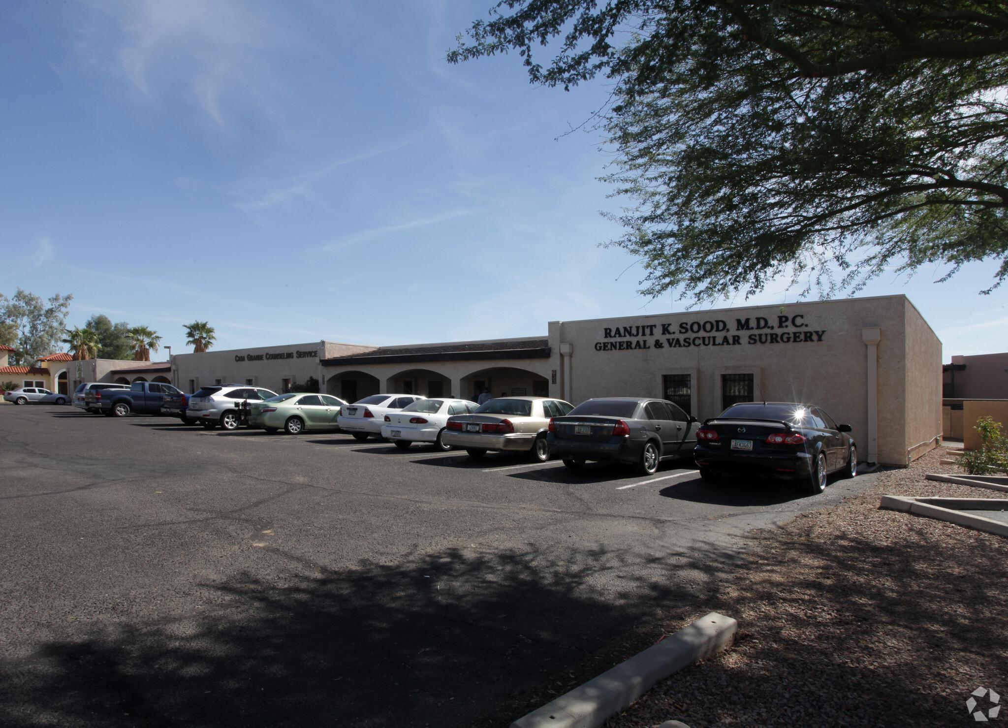 633-653 E Cottonwood Ln, Casa Grande AZ 85122 Office Condo