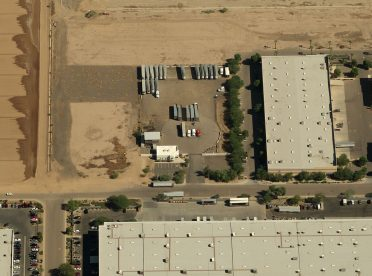 815-825 S 63rd Ave, Phoenix AZ Contractor Storage Facility