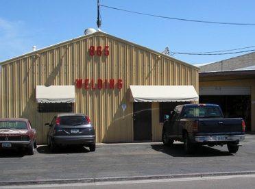 865 S Center Pky, Mesa AZ 85210 Industrial Building