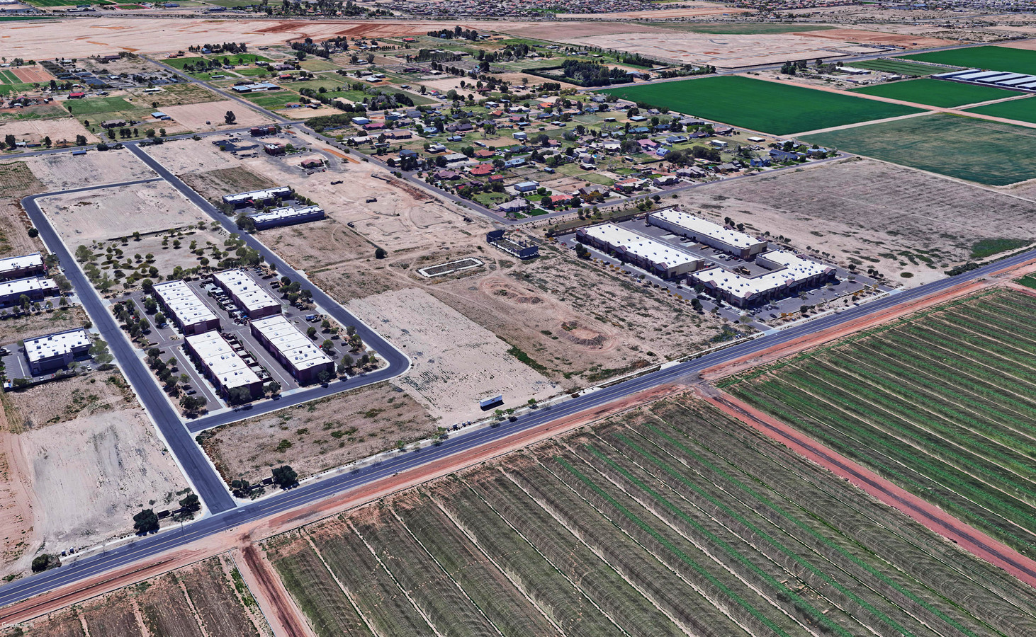 8934 E Waltham Ave, Mesa AZ 85212 Industrial Land