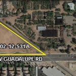 904 W Guadalupe Rd, Gilbert AZ 85233 Industrial Land