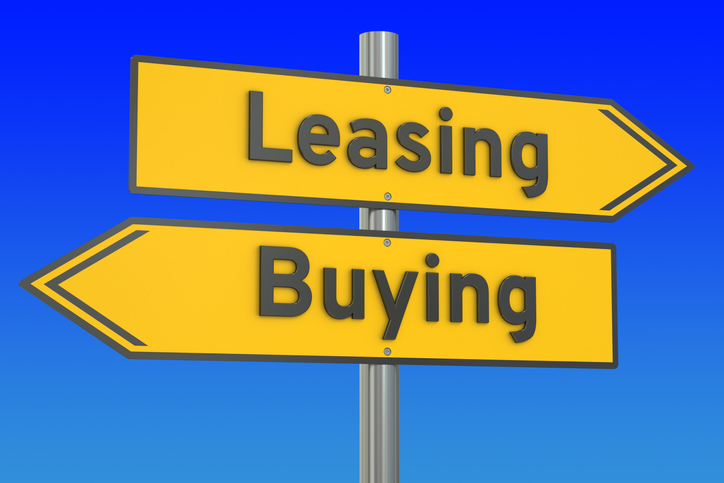 Making the Lease vs Purchase Decision